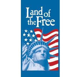 Land of the Free - Kalamazoo Banner Works