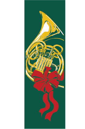 French Horn - Kalamazoo Banner Works