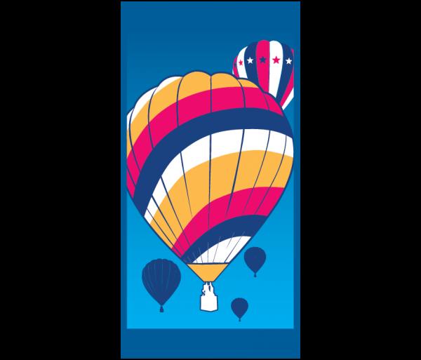 New Balloons - 30 X 60