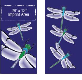 Dragonflies - Kalamazoo Banner Works