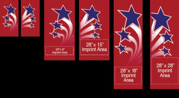 Shooting Stars - Kalamazoo Banner Works