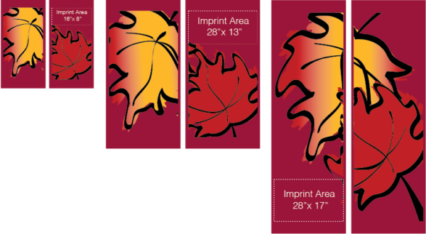 Fall Maples - Kalamazoo Banner Works