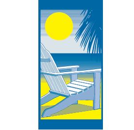 New Beach Chair - Kalamazoo Banner Works