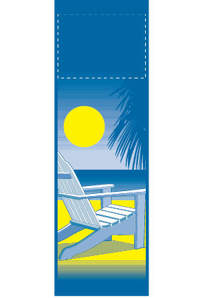 New Beach Chair - Kalamazoo Banner Works