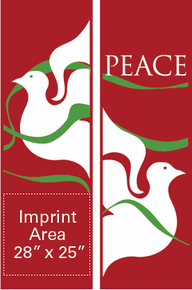 Doves of Peace - Kalamazoo Banner Works