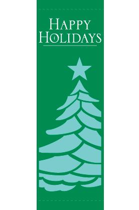 Pastel Tree - Kalamazoo Banner Works