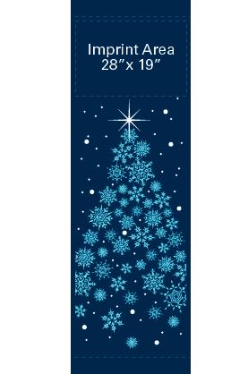 Snowflake Tree - Kalamazoo Banner Works