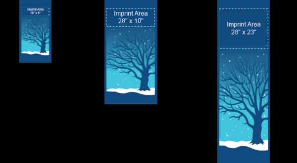 Winters Night - Kalamazoo Banner Works