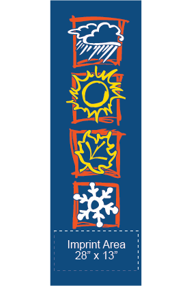 Four Seasons - Kalamazoo Banner Works