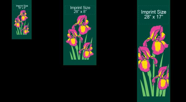 Iris - Kalamazoo Banner Works