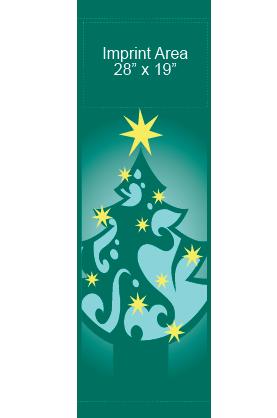 Swirling Tree - Kalamazoo Banner Works