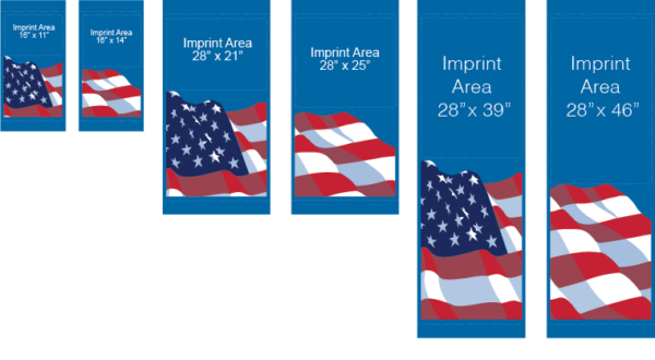 Blue Patriot - Kalamazoo Banner Works