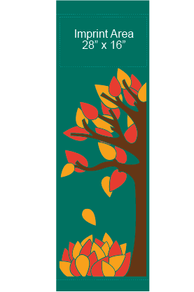 Autumn Leaves - Kalamazoo Banner Works