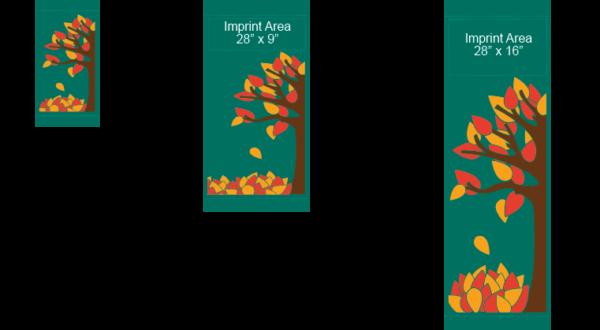 Autumn Leaves - Kalamazoo Banner Works
