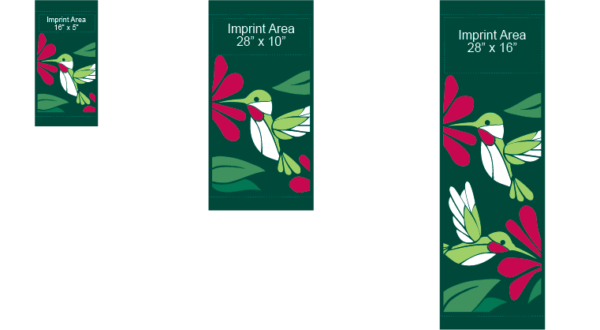 Hummingbird - Kalamazoo Banner Works