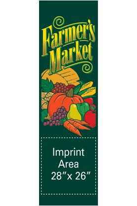Kalamazoo Banner Works - Market Series - Basket