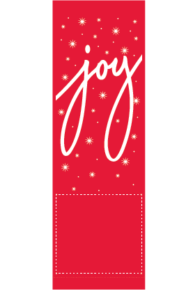 Let There be Joy - Kalamazoo Banner Works