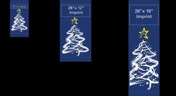 Blustery Tree - Kalamazoo Banner Works