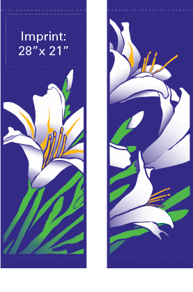 Lilies - Kalamazoo Banner Works