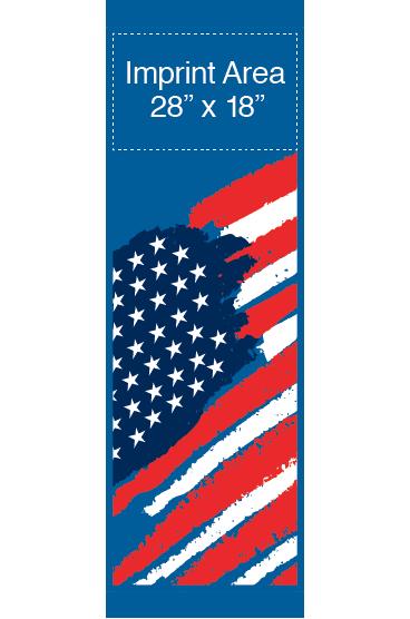 Freedom Flag - Kalamazoo Banner Works
