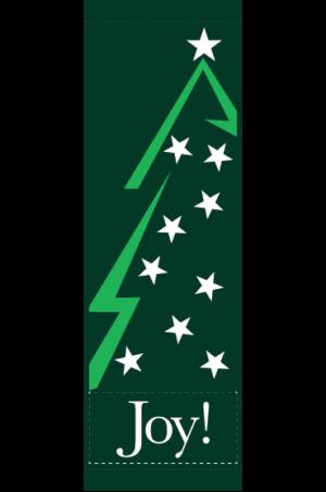 Joyous Tree - Street Banner