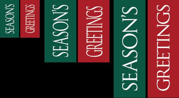 Colors of the Seasons - Kalamazoo Banner Works