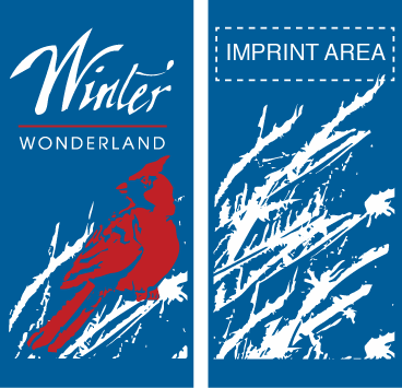 Double Winter Wonderland - Kalamazoo Banner Works
