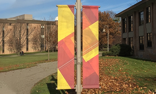 Stand Up to Seasonal Winds with Strong Street Banners